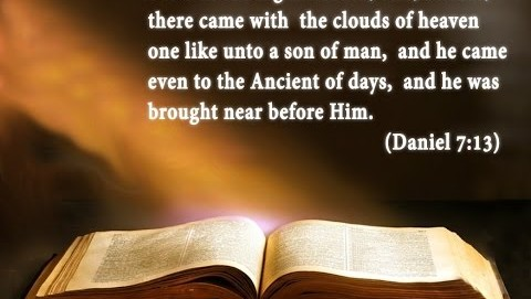 Who is the One to Come with the Clouds of Heaven Like A Son of Man?